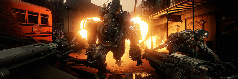 Wolfenstein 2: The New Colossus (Switch) - Test