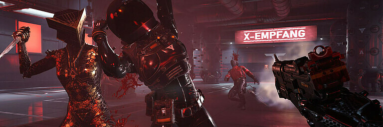 Wolfenstein: Youngblood - Vorschau / Preview