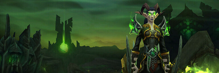 World of Warcraft: Legion - Feature