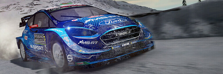 WRC 8 - Test / Review