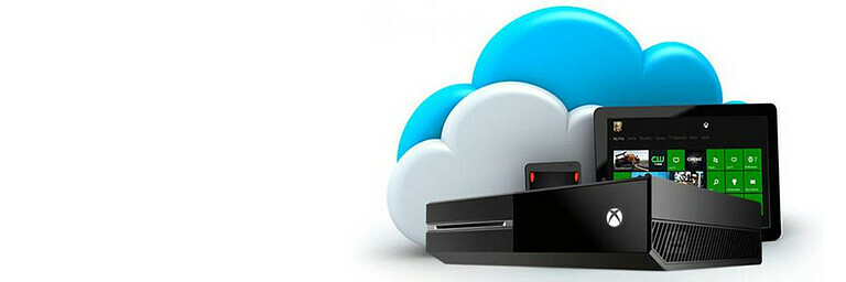Xbox One in der Cloud