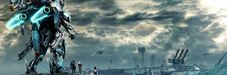 Xenoblade Chronicles X - Test