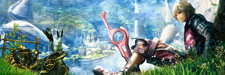Xenoblade Chronicles 3D - Test