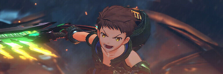 Xenoblade Chronicles 2 - Test