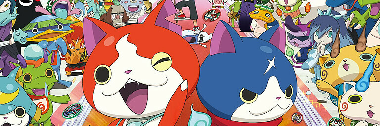 Yo-Kai Watch 2 - Test