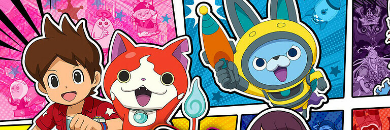 Yo-kai Watch 3 - Test / Review