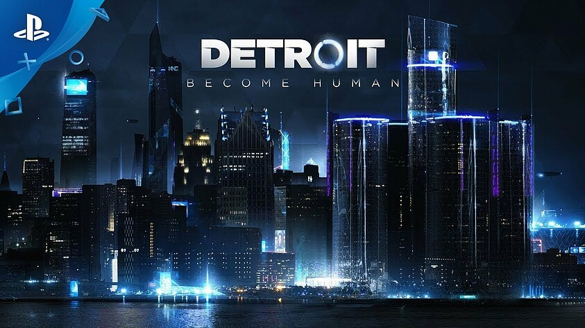 2932x2932 Pubg Android Game 4k Ipad Pro Retina Display Hd: TGS-Trailer Zu Detroit: Become Human