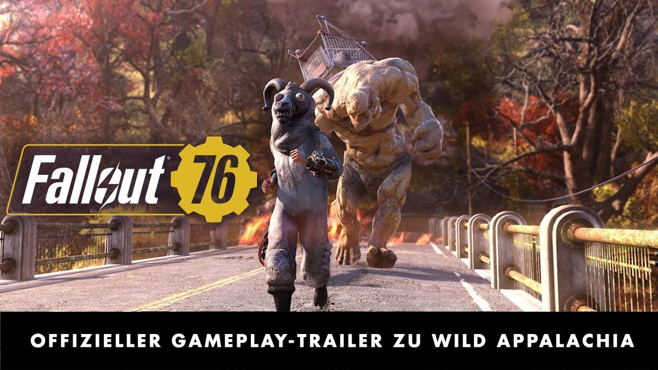Today, the new update 7 for Fallout 76