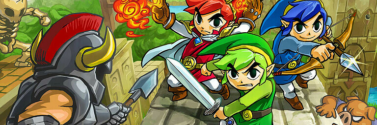 Zelda: TriForce Heroes - Test