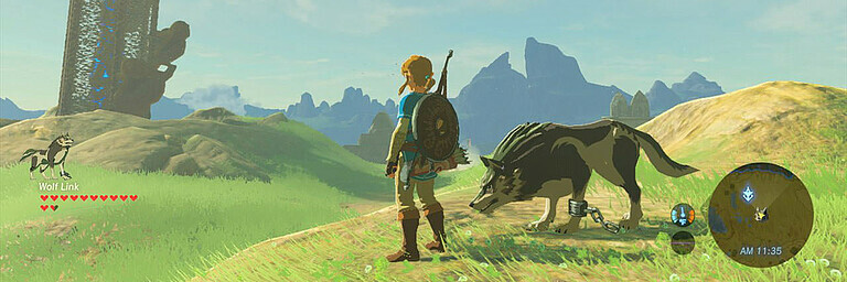 The Legend of Zelda: Breath of the Wild - Vorschau